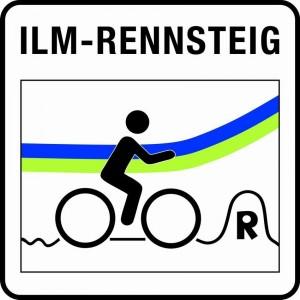 100_Logo_Ilm_Rennsteig_Radweg